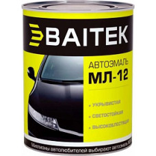 Эмаль МЛ-12 белая 16 кг BAITEK